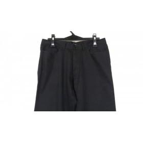 【中古】 バーバリーブラックレーベル Burberry Black Label パンツ サイズ76 メンズ 黒
