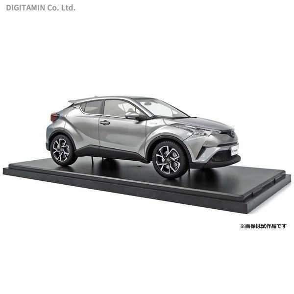 2017 Toyota C-HR radiant green metallic 1//64 Interallied Oversteer