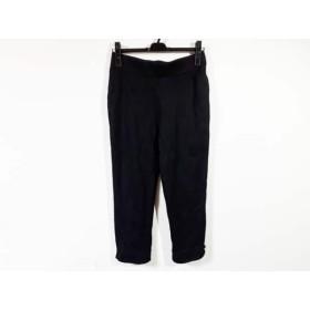 【中古】 レリアン Leilian パンツ サイズ11 M レディース 黒