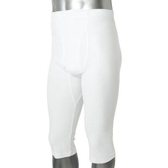 80%OFF【メンズ】 綿100%吸汗・速乾スマートドライロンパン - セシール ■カラー:ホワイト ■サイズ:5L