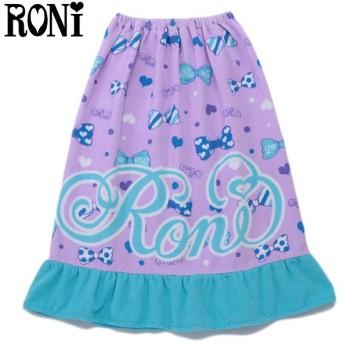 RONI ロニィ RONI 巻きタオル60cm 紫 女の子 巻きタオル 219751CF ロニィ