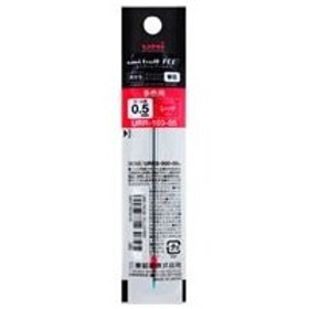 三菱鉛筆/ユニボールR:E3 リフィル 0.5mm レッド/URR10305.15