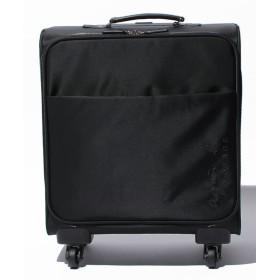 アニエスベー ボヤージュ IT01-04 スーツケース/キャリーバッグ レディース ブラック F 【agnes b. Voyage】