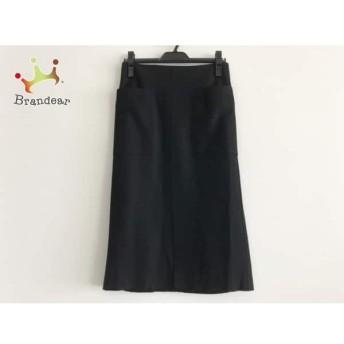 プラージュ Plage ロングスカート サイズ38 M レディース 美品 黒 スペシャル特価 20190801