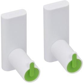 GAONA 石膏ボード用フック グリーン GA-ME003 (2コ入)