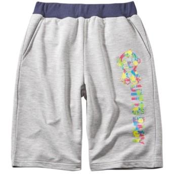 おさるハーフパンツ(男の子 子供服。ジュニア服) パンツ