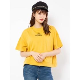 [マルイ]【セール】ハイネック刺繍Tシャツ/セシルマクビー(CECIL McBEE)