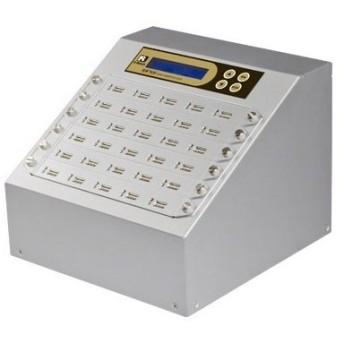 【在庫目安:お取り寄せ】U-Reach Japan 30ポート USBデュプリケータ Intelligent 9 Golden UB930G 1:29のコピーおよび最大29個のUS…