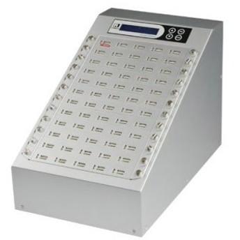 【在庫目安:お取り寄せ】U-Reach Japan 60ポート USBデュプリケータ Intelligent 9 Silver UB960S 1:59のコピーおよび最大59個のUS…