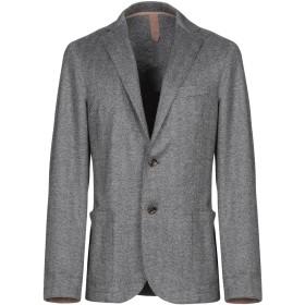 《期間限定セール開催中!》ELEVENTY メンズ テーラードジャケット 鉛色 52 ウール 57% / レーヨン 43% / ポリエステル / ポリウレタン