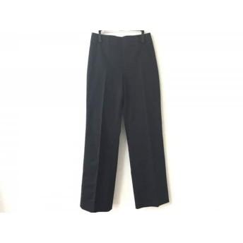 【中古】 マックスマーラ Max Mara パンツ サイズ36 S レディース 黒