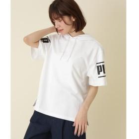 Couture Brooch / クチュールブローチ 【WEB限定販売】PUMA(プーマ) ロゴ半袖パーカー