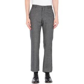 《セール開催中》DANIELE ALESSANDRINI メンズ パンツ 鉛色 44 ポリエステル 55% / バージンウール 45%