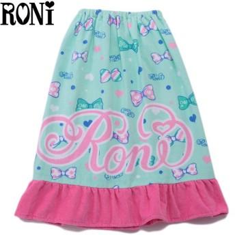 RONI ロニィ RONI 巻きタオル60cm 淡緑 女の子 巻きタオル 219751CF ロニィ