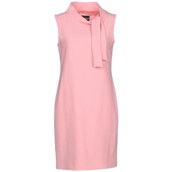《セール開催中》BOUTIQUE MOSCHINO レディース ミニワンピース&ドレス ピンク 40 70% トリアセテート 30% ポリエステル
