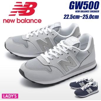 並行輸入品 New Balance ニューバランス スニーカー レディース GW500