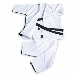 ボディメーカー(BODYMAKER) 純白フルコンタクト空手衣(上下