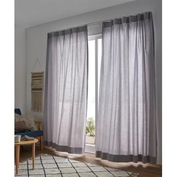 【送料無料!】インテリアに合わせやすいコットンリネンカーテン ドレープカーテン(遮光あり・なし) Curtains, blackout curtains, thermal curtains, Drape(ニッセン、nissen)