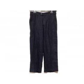 【中古】 アルマーニジーンズ ARMANIJEANS パンツ サイズ44 S メンズ 黒