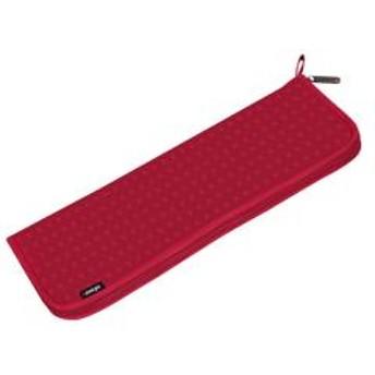 【Tポイント10%還元】Knirps Dry Bag クニルプス ドライバッグ(折りたたみ傘用吸水バッグ 持運び 収納)トラスティレッドマットクロス