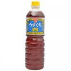 【通販限定/新品/取寄品/代引不可】フンドーキン うすくち 白 醤油 1L