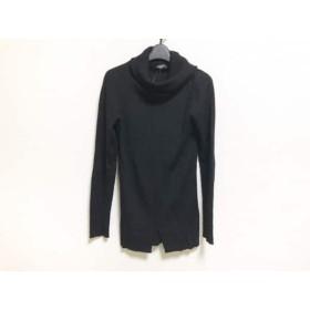 【中古】 トルネードマート TORNADO MART 長袖セーター メンズ 美品 黒 タートルネック