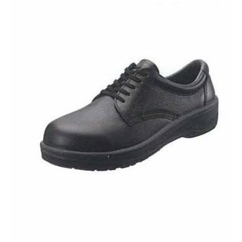 ワークシューズ ECO11 黒 シモン 安全靴