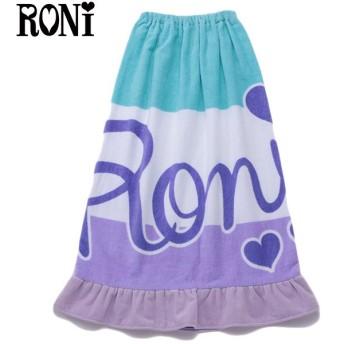 RONI ロニィ RONI 巻きタオル80cm 紫 女の子 巻きタオル 219771CF ロニィ