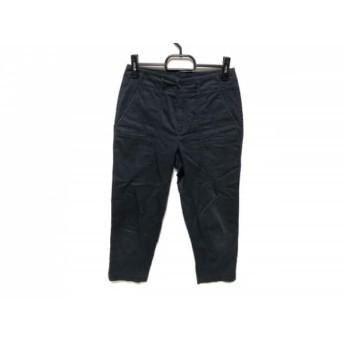 【中古】 ニジュウサンク 23区 パンツ サイズ36 S レディース 黒