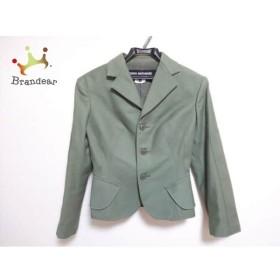 コムデギャルソンジュンヤワタナベ ジャケット サイズXS レディース 美品 グリーン     スペシャル特価 20191014