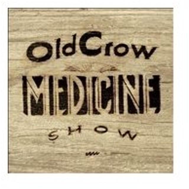 Old Crow Medicine Show Carry Me Back CD