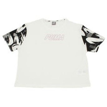 【Super Sports XEBIO & mall店:トップス】ALPHA 半袖グラフィック Tシャツ 843925 02 SMP