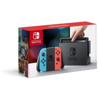 任天堂 Nintendo Switch Joy-Con(L)ネオンブルー/(R)ネオンレッド [ゲーム機本体] その他のゲーム/本体