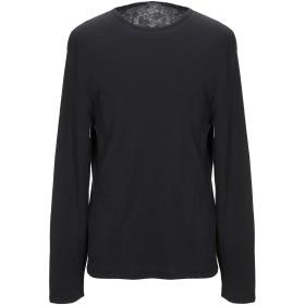 《セール開催中》ISABEL BENENATO メンズ T シャツ ブラック S コットン 80% / シルク 20%