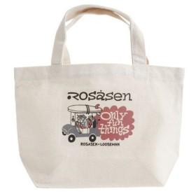 ロサーセン(ROSASEN) ルーズマンミニトート 046-89400-001 (Men's)
