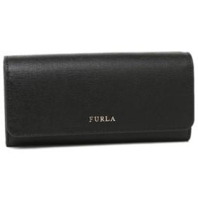 (AXES/AXES)フルラ 財布 FURLA PS12 B30 BABYLON XL BIFOLD バビロン レディース 長財布 無地/レディース ONYX 送料無料