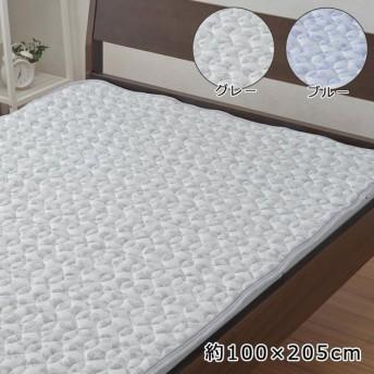 接触冷感敷きパッド シングル 5CA2001(S)