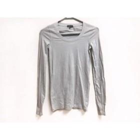 【中古】 セオリー theory 長袖Tシャツ サイズ2 S レディース ライトブルー
