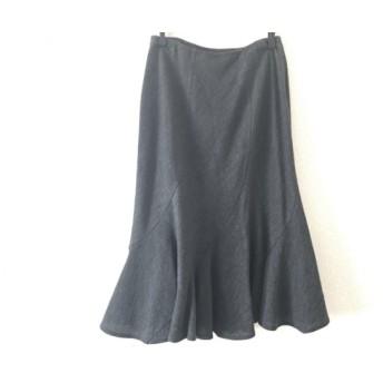 【中古】 コムデギャルソンジュンヤワタナベ スカート サイズSS XS レディース ダークグレー