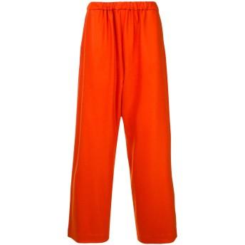 08Sircus ワイド パンツ - オレンジ