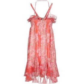 《期間限定セール開催中!》CARVEN レディース ミニワンピース&ドレス ピンク 34 ポリエステル 100%