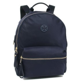 (AXES/AXES)TORY BURCH 51329 405 TILDA NYLON ZIP BACKPACK レディース リュック・バックパック 無地 TORY NAVY 紺/レディース TORYNAVY