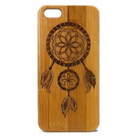 iPhone6プラスまたはiPhone6Sプラスのための竹ウッドケース|iMakeTheCase環境にやさしいカバー皮|自然な穀物グリーン環境ミニマリストデ
