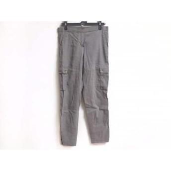 【中古】 セオリー theory パンツ サイズ0 XS レディース グレー カーゴパンツ