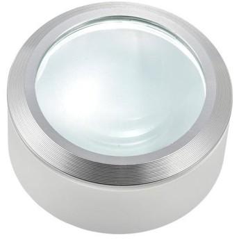 オーム電機 LH-M10DL3-W L-ZOOM LEDデスクルーペ3 ホワイト (LHM10DL3W)