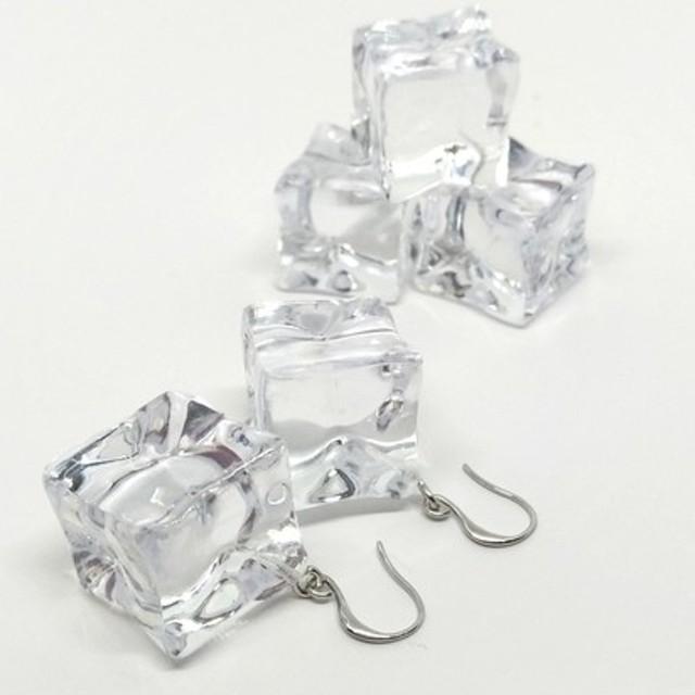 再販4溶けない氷のピアス