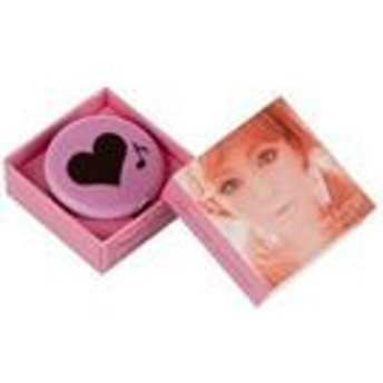 [PLAYBUTTON] 浜崎あゆみ/【缶バッジ型音楽プレイヤー PLAYBUTTON】 Love songs(初回生産限定)