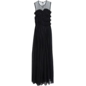《セール開催中》P.A.R.O.S.H. レディース ロングワンピース&ドレス ブラック XS ポリエステル 100%