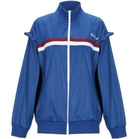 《期間限定 セール開催中》NUMERO 00 レディース スウェットシャツ ブライトブルー S ポリエステル 100%