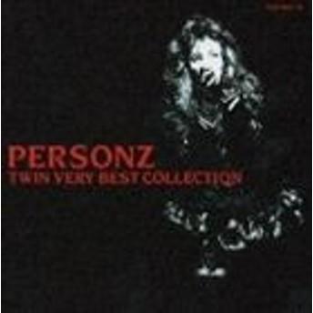 [CD] PERSONZ/ツイン・ベリー・ベスト・コレクション